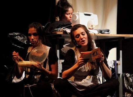 De Campana a Santiago de Chile: Obra de la Compañía Aktiluz se presentó en el Festival de Entepola
