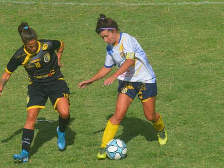 #futfem: Puerto perdió sobre el final contra Comunicaciones y quedó fuera de la pelea por el ascenso
