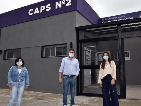 """""""El nuevo CAPS de Otamendi representa un hito en la salud comunitaria"""""""