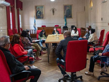 El Consejo de Género y Violencia Familiar analizó dos importantes proyectos