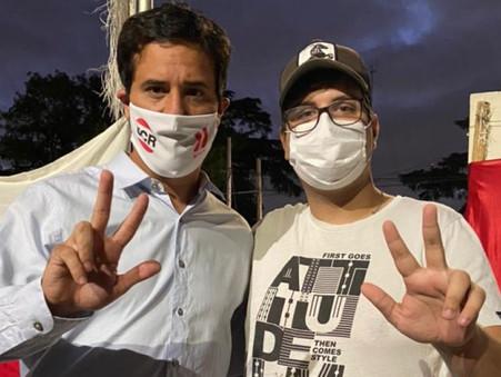 """Augusto Castro Sala: """"Nosotros estamos del lado de los que siempre tuvieron una sola camiseta"""""""