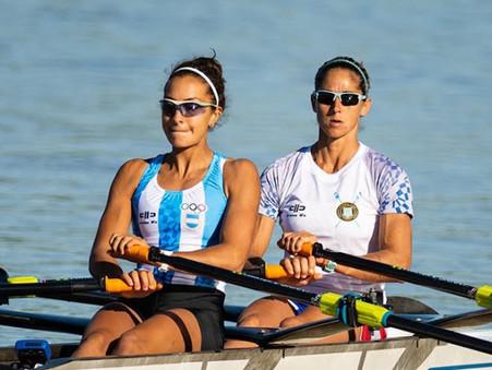 Evelyn Silvestro comienza hoy su sueño olímpico