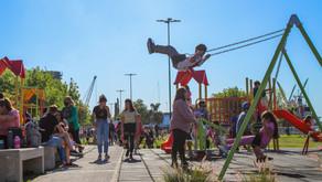 En la nueva Costanera, cientos de familias vivieron un sábado memorable y hoy siguen los festejos