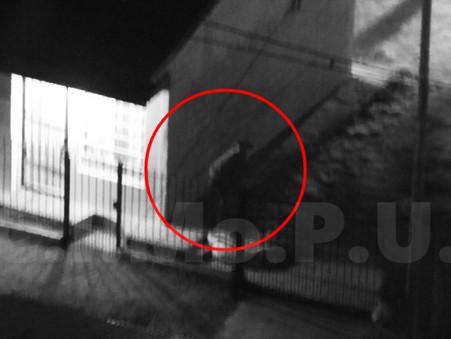 Detienen a una persona que intentó ingresar ilícitamente a un domicilio en el barrio Lubo