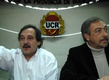 Ricardo Alfonsín le pidió a Luis Brandoni ''que deje de usar el nombre de mi padre''