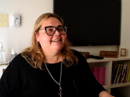 Entrevista a Romina Buzzini: ''Lo que nos falta es saber hacia dónde vamos''