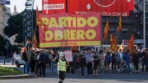 El Partido Obrero repudió el aislamiento obligatorio