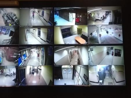 Ampliaron el sistema de monitoreo del Hospital Municipal San José