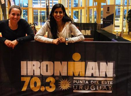 Silvana Hernández correrá el Ironman 70.3 de Punta del Este