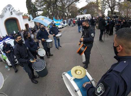 Repudio y preocupación por la manifestación de efectivos armados en la Quinta Presidencial