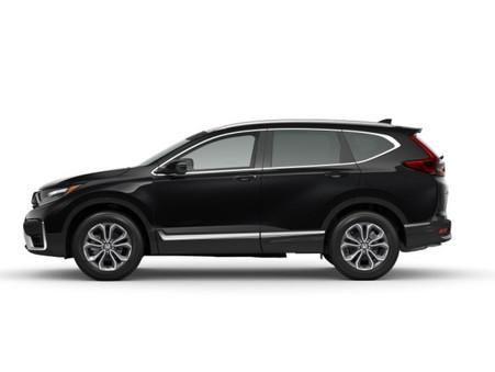 Honda presenta la renovada CR-V 2020