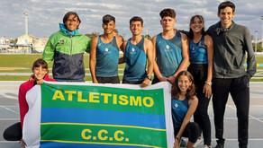 Dos medallas para el Club Ciudad en el Campeonato Nacional de Atletismo U20