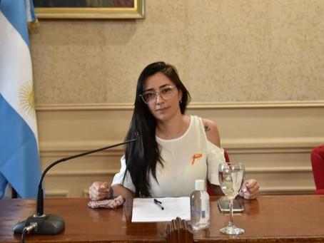Casaretto destacó las políticas de género de la ciudad