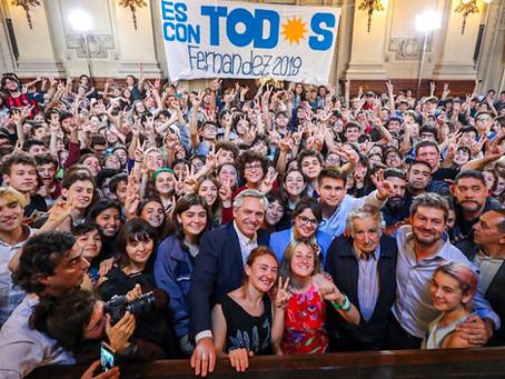 """""""El Presidente Macri no debe saber pero la universidad pública dio 5 premios Nóbel"""""""