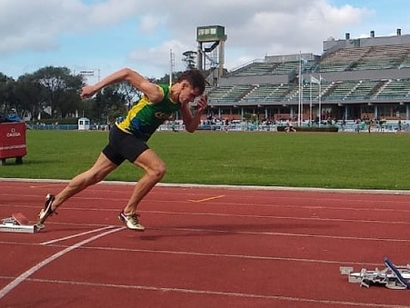 Atletismo: Aarón Retamar, a la selección nacional