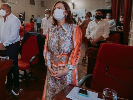 """""""A pesar de la pandemia, el Intendente continuó transformando la ciudad"""""""