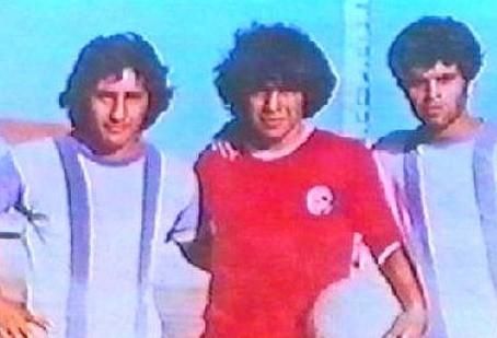 Villa Dálmine homenajeará a Maradona este sábado