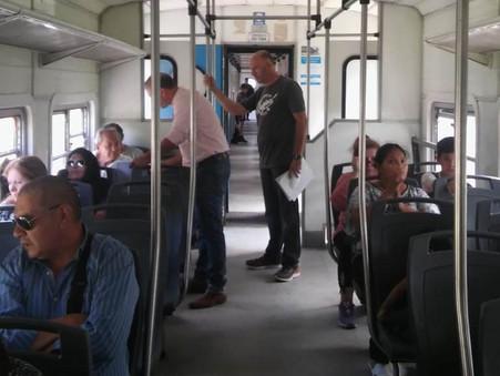 Piden mejoras en el servicio ferroviario
