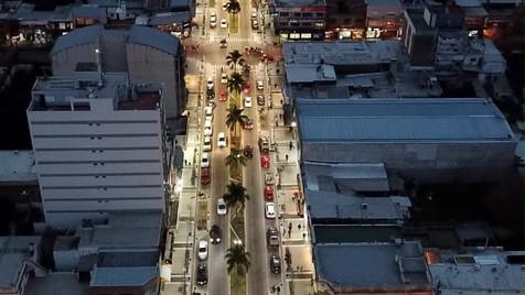 """Abella sobre el nuevo plan de luces LED: """"Una ciudad más iluminada es una ciudad más segura"""""""
