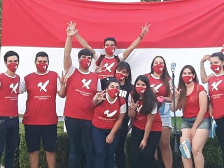 La Juventud Radical se solidarizó con el pueblo formoseño