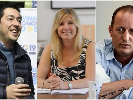 El gobierno de la prov. de Buenos Aires reformuló también su gabinete