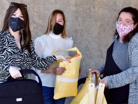 Punto Bebé: entrega de kits y sensibilización sobre atención primaria durante el embarazo