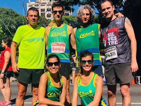 Gran cantidad de campanenses fue parte de la novena edición de la carrera de San Silvestre