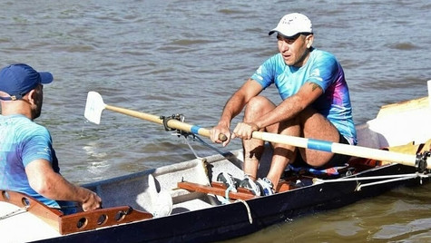 "REMO: Pablo Canteros regresa a la competencia este domingo para la ""Copa Edward"" del Tigre Boat Club"