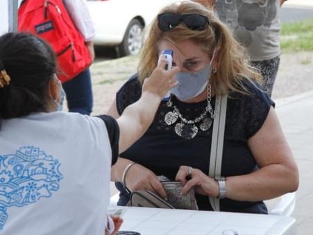 Llegaron más vacunas para mayores de 60 años