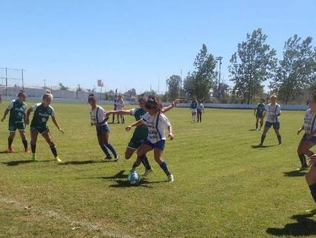 Puerto Nuevo recibió a Sarmiento en su primer amistoso previo al torneo por el ascenso