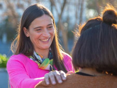 Elisa Abella encabezará una de las listas de precandidatos a concejales de ''Juntos''