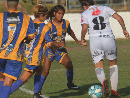 Fútbol femenino: Puerto Nuevo y toda la 1° ''B'' de A.F.A. tienen fecha de regreso