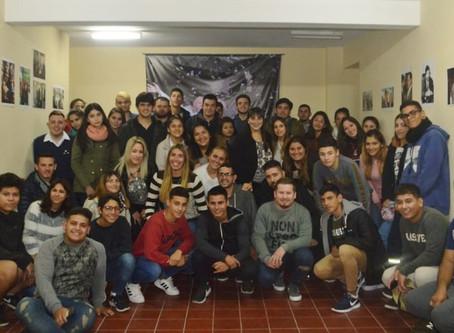 Presentaron al ''Equipo Joven'' de la Agrupación Jorge Varela