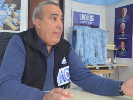 Entrevista a Anibal Valdivia: ''Campana merece vivir mejor''