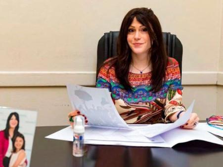 Soledad Alonso destacó el programa Impulsar Oficio, que presentó la Provincia