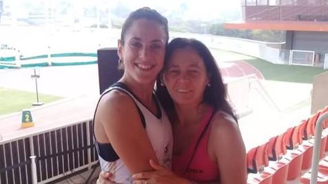 Agostina Ríos regresó de Brasil y realizó un balance de su participación en los FISU America Games