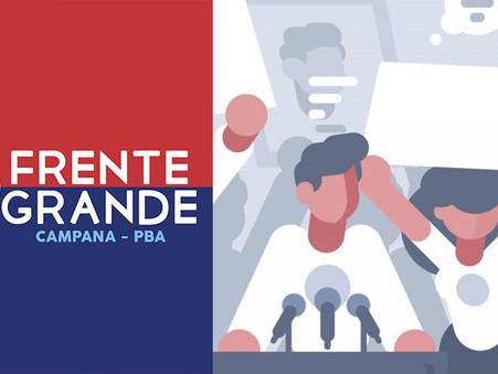 Victoria Magua instó la participación de los jóvenes en política