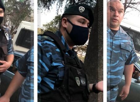 Grave caso de abuso policial en el Campito