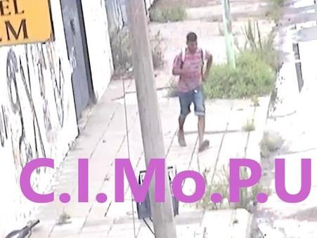Un vecino denunció un hurto y con la ayuda de las cámaras del CIMoPU se logró detener al delincuente