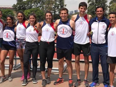 Agostina Ríos y otra gran actuación, esta vez en los Juegos Universitarios Regionales