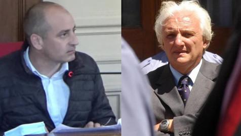 ''Abella contrató a un ex espía de la SIDE, denunciado por delitos de lesa humanidad''