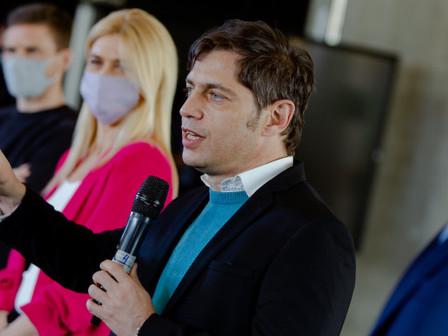 Kicillof presentó los protocolos para la temporada 2020-2021 en la provincia de Buenos Aires