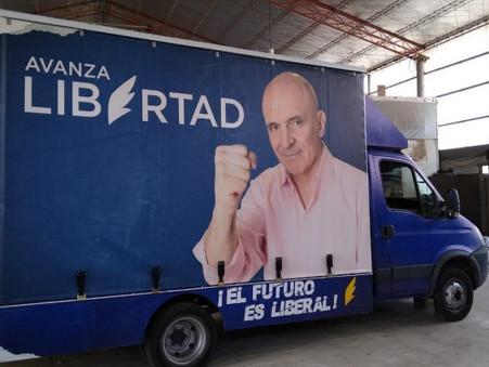 José Luis Espert visitará hoy Campana