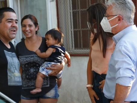 Más campanenses se suman al operativo Vacunate! contra el Coronavirus