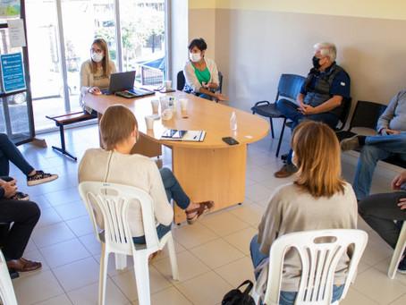 Reunión entre Salud y clínicas privadas para reforzar el trabajo en en conjunto ante la segunda ola