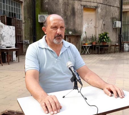 Alcides Díaz dio detalles sobre la avant-première del documental ''La Necrópolis Municipal''