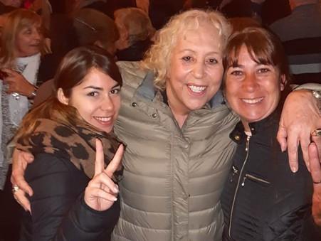 """Stella Giroldi: """"Achicamos notablemente las distancias, y en octubre iremos por la victoria"""""""