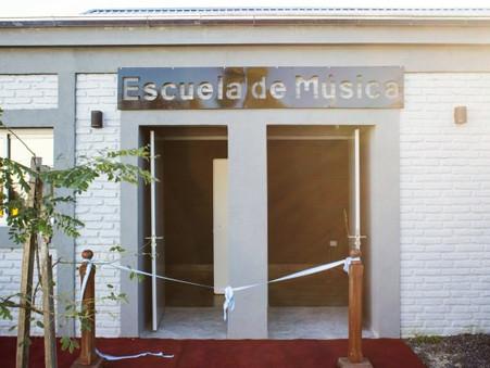 La Escuela Municipal de Música cumple 3 años y más de 100 jóvenes siguen aprendiendo virtualmente