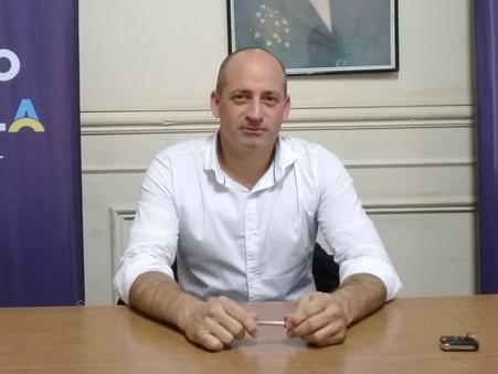 """Marco Colella: """"Permitir que Tenaris siga operando pone en riesgo a todos los ciudadanos de Campana"""""""