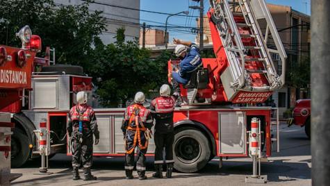 """""""Hay instituciones y personal capacitado para responder ante una emergencia de gran magnitud"""""""